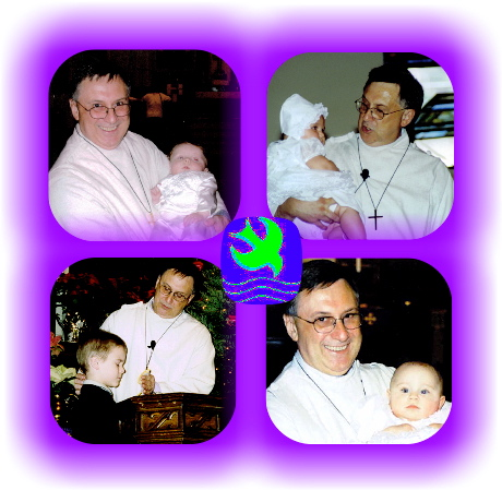 Baptism Collage Pic