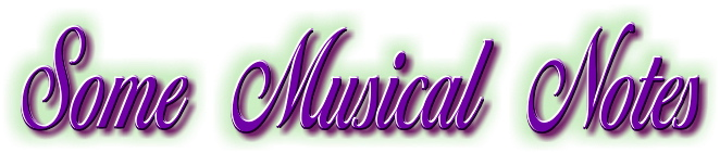 Musical Note Title