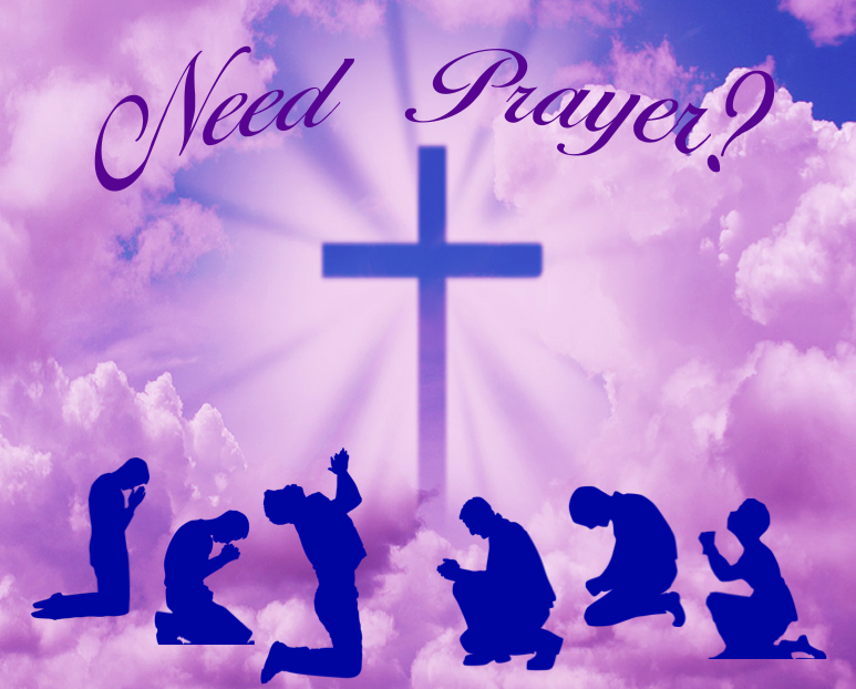 Need Prayer graphic