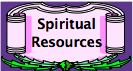 Spiritual Resources link